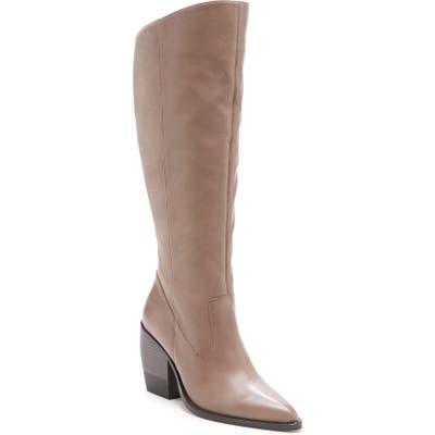 Sole Society Maja Knee High Boot, Grey