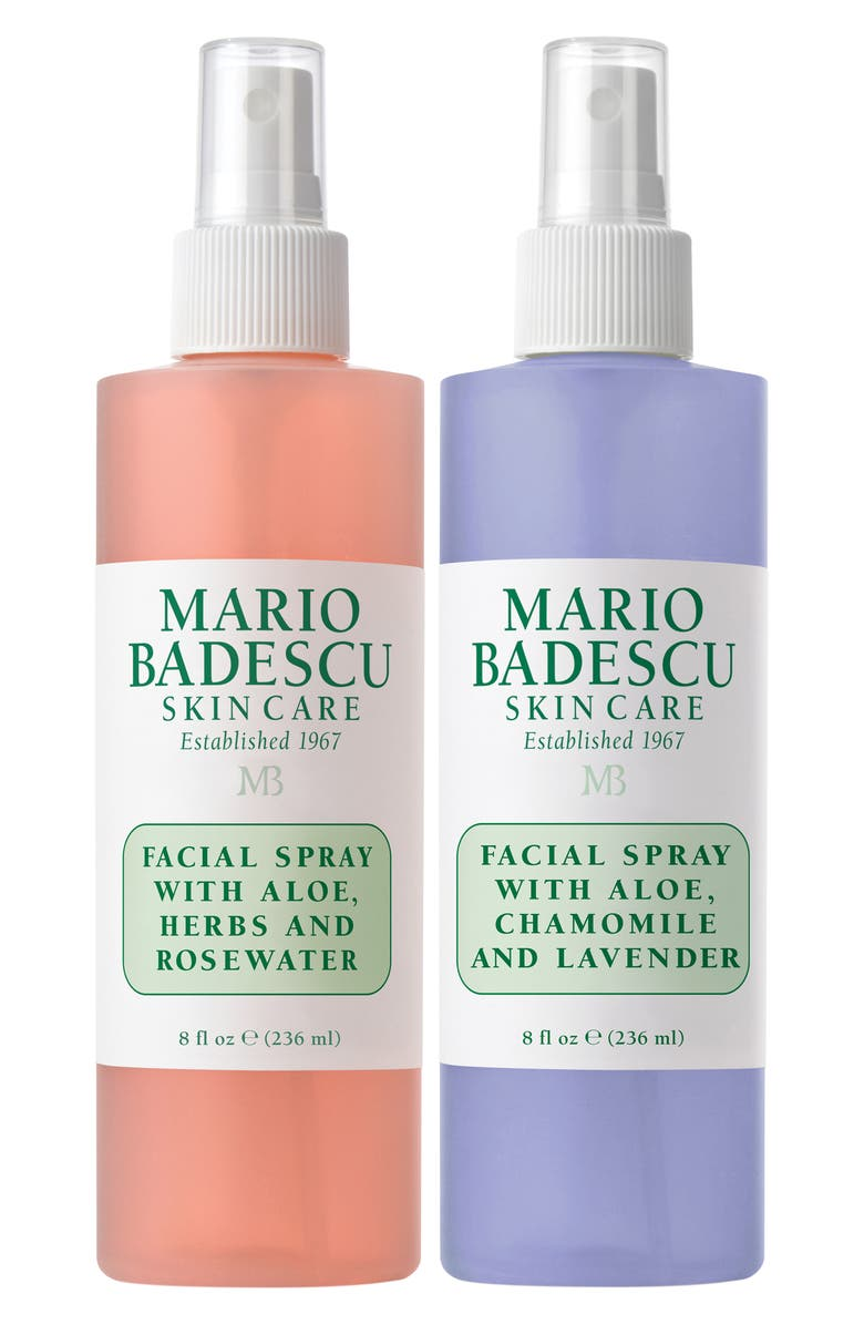 Facial Spray Duo