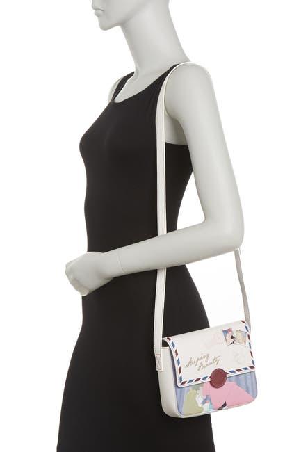 Image of Danielle Nicole Disney Sleeping Beauty Love Letter Shoulder Bag