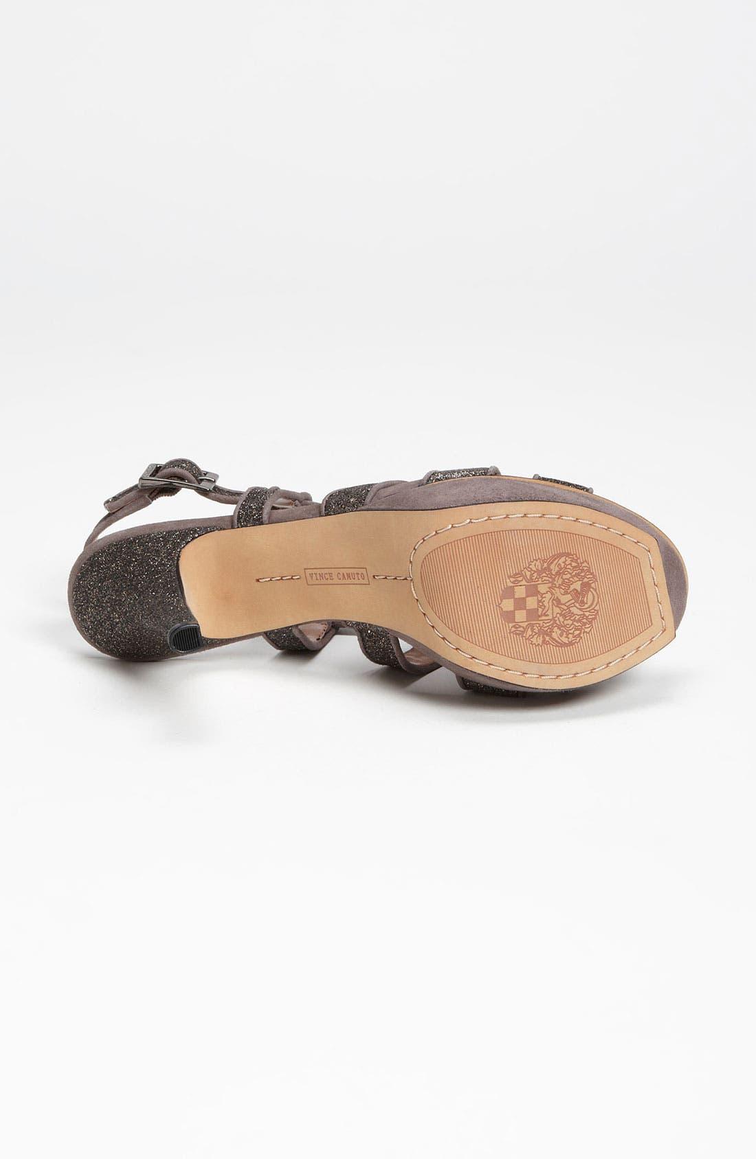 ,                             'Tranton' Sandal,                             Alternate thumbnail 4, color,                             039