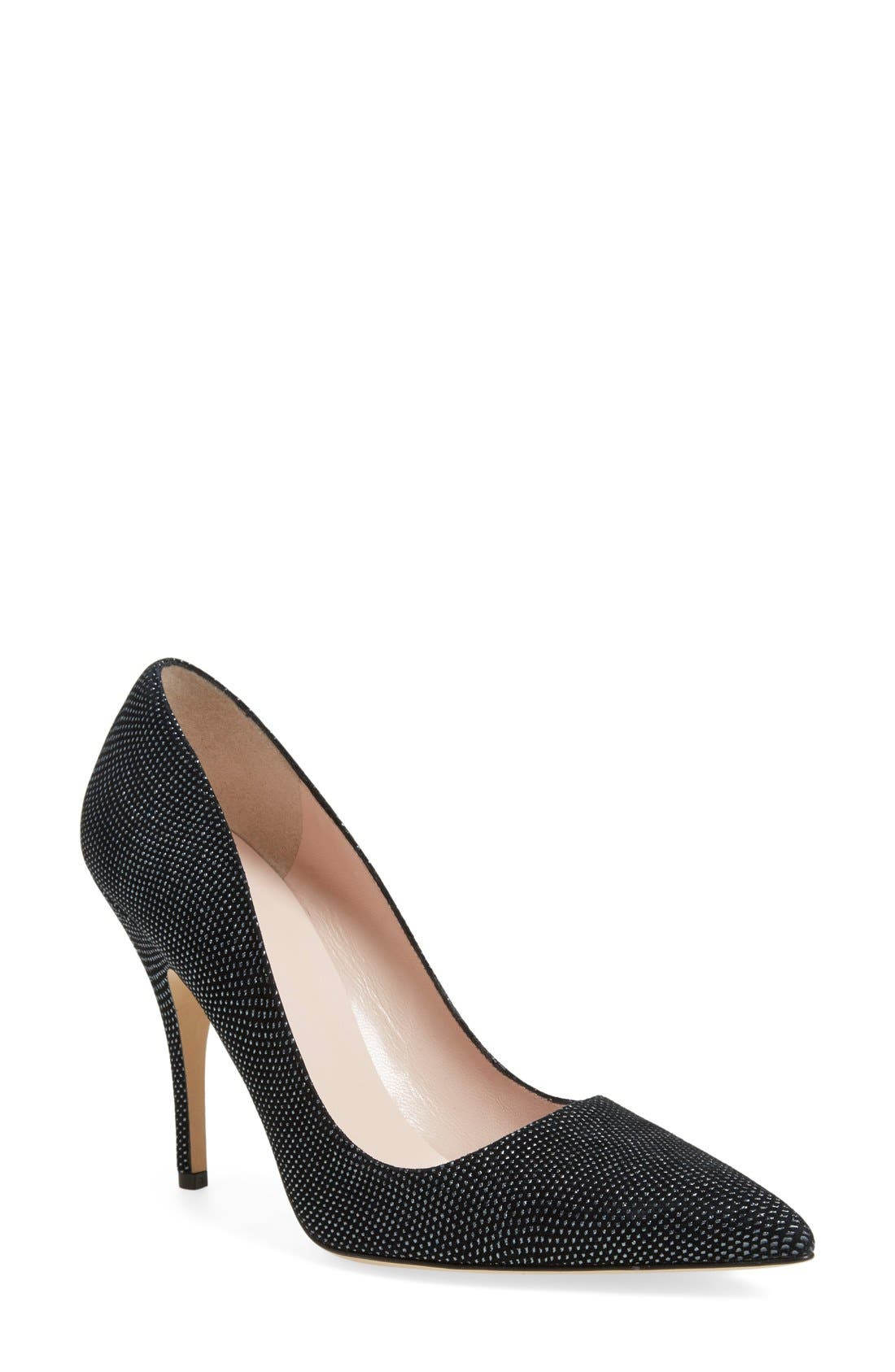 ,                             'licorice too' pump,                             Main thumbnail 43, color,                             015