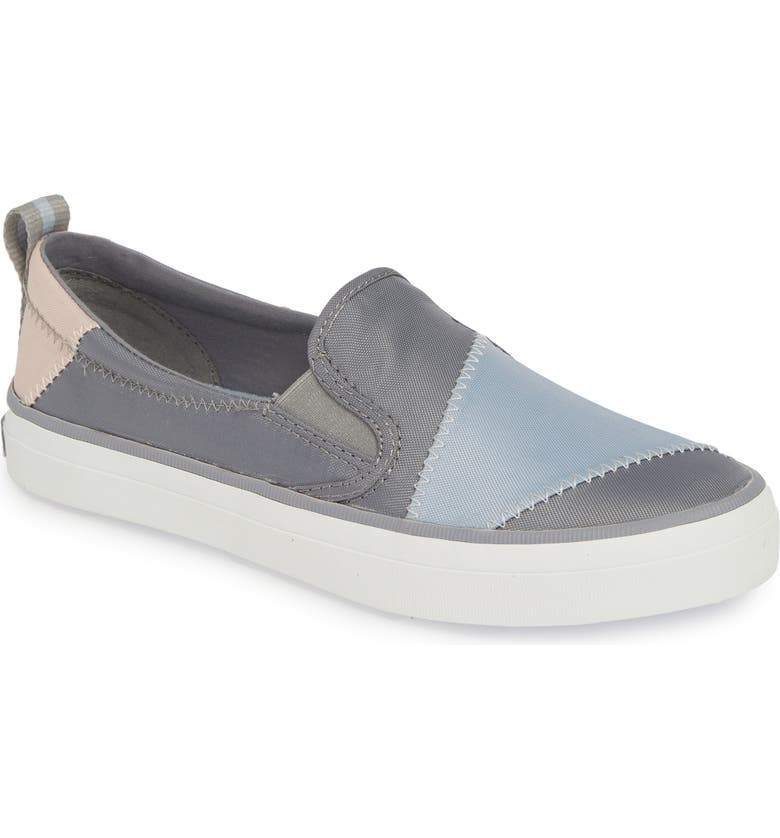 SPERRY Crest BIONIC<sup>®</sup> Slip-On Sneaker, Main, color, 020