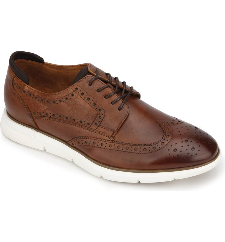 KENNETH COLE NEW YORK Dover Wingtip, Main, color, 201