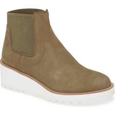 Eileen Fisher Wedge Chelsea Boot, Green