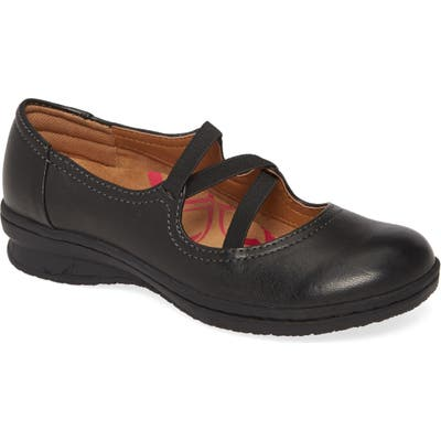 Comfortiva Farmington Flat, Black