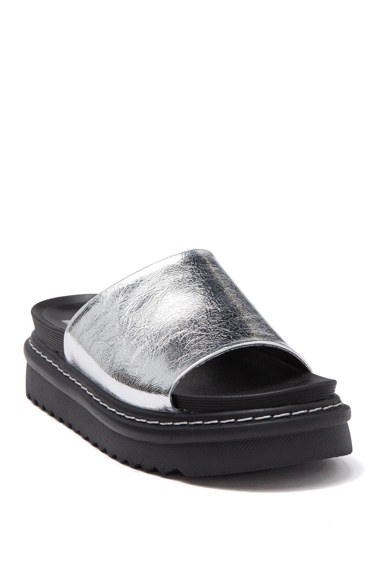 Image of Dolce Vita Reke Platform Slide Sandal