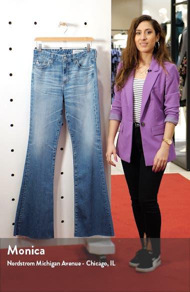 Quinne High Waist Flare Jeans, sales video thumbnail