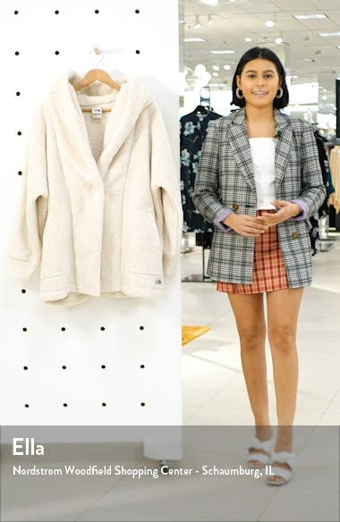 Campshire Fleece Wrap Jacket, sales video thumbnail