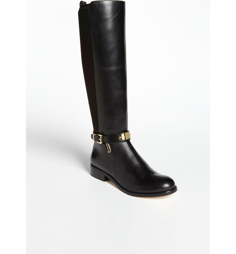 MICHAEL MICHAEL KORS 'Arley' Boot, Main, color, 001