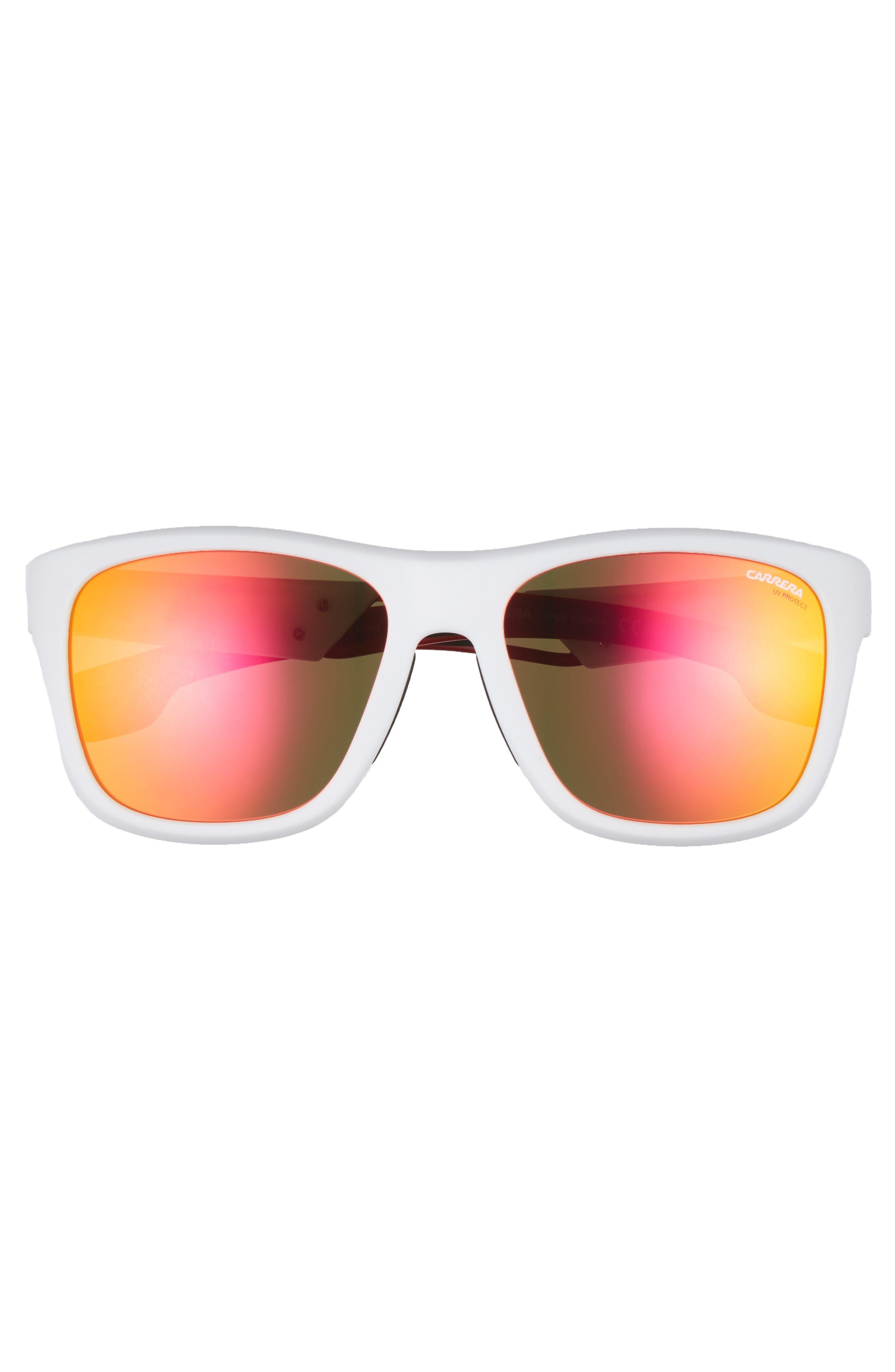 ,                             56mm Sunglasses,                             Alternate thumbnail 4, color,                             100