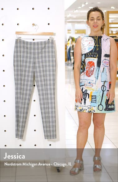 Tarera Structured Check Pants, sales video thumbnail