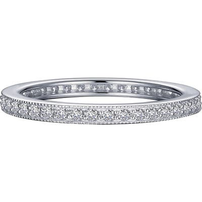 Lafonn Stackable Eternity Band Ring