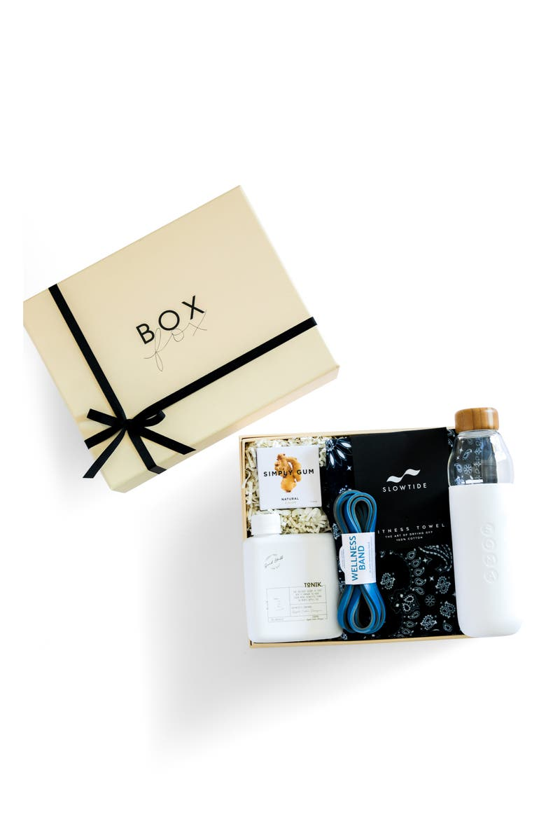 BOXFOX Wellness Gift Box, Main, color, NUDE