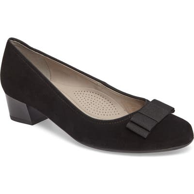 Ara Nisha Pump, Black