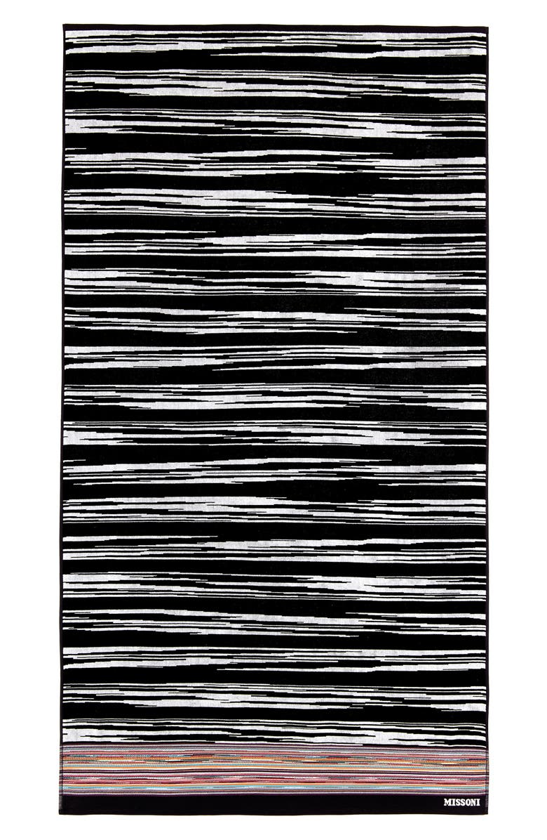 MISSONIHOME Vincent Beach Towel, Main, color, 001