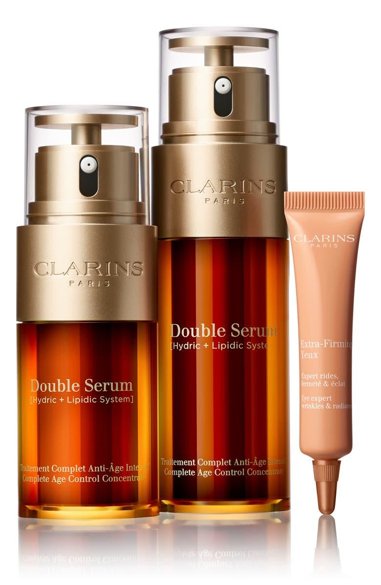 CLARINS Double Serum Set, Main, color, NO COLOR