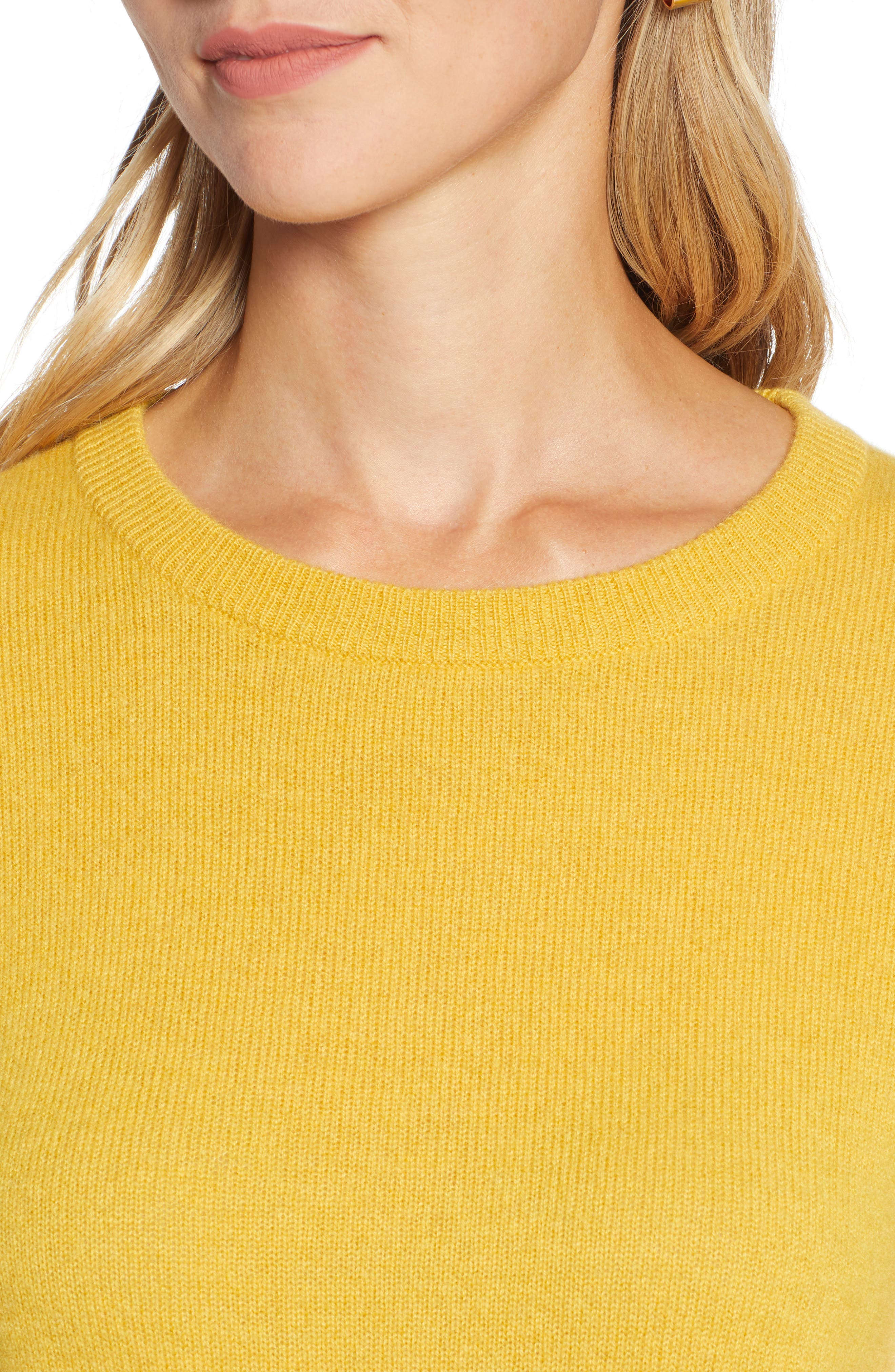 ,                             Crewneck Cashmere Sweater,                             Alternate thumbnail 224, color,                             720