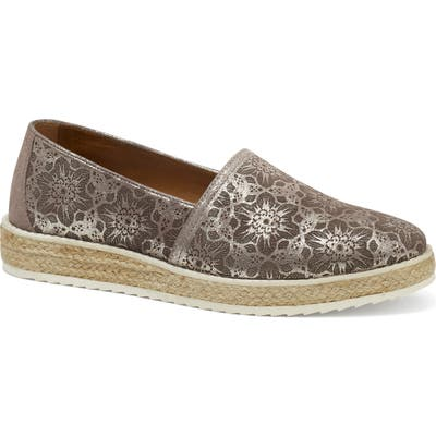 Trask Cailyn Flat- Metallic