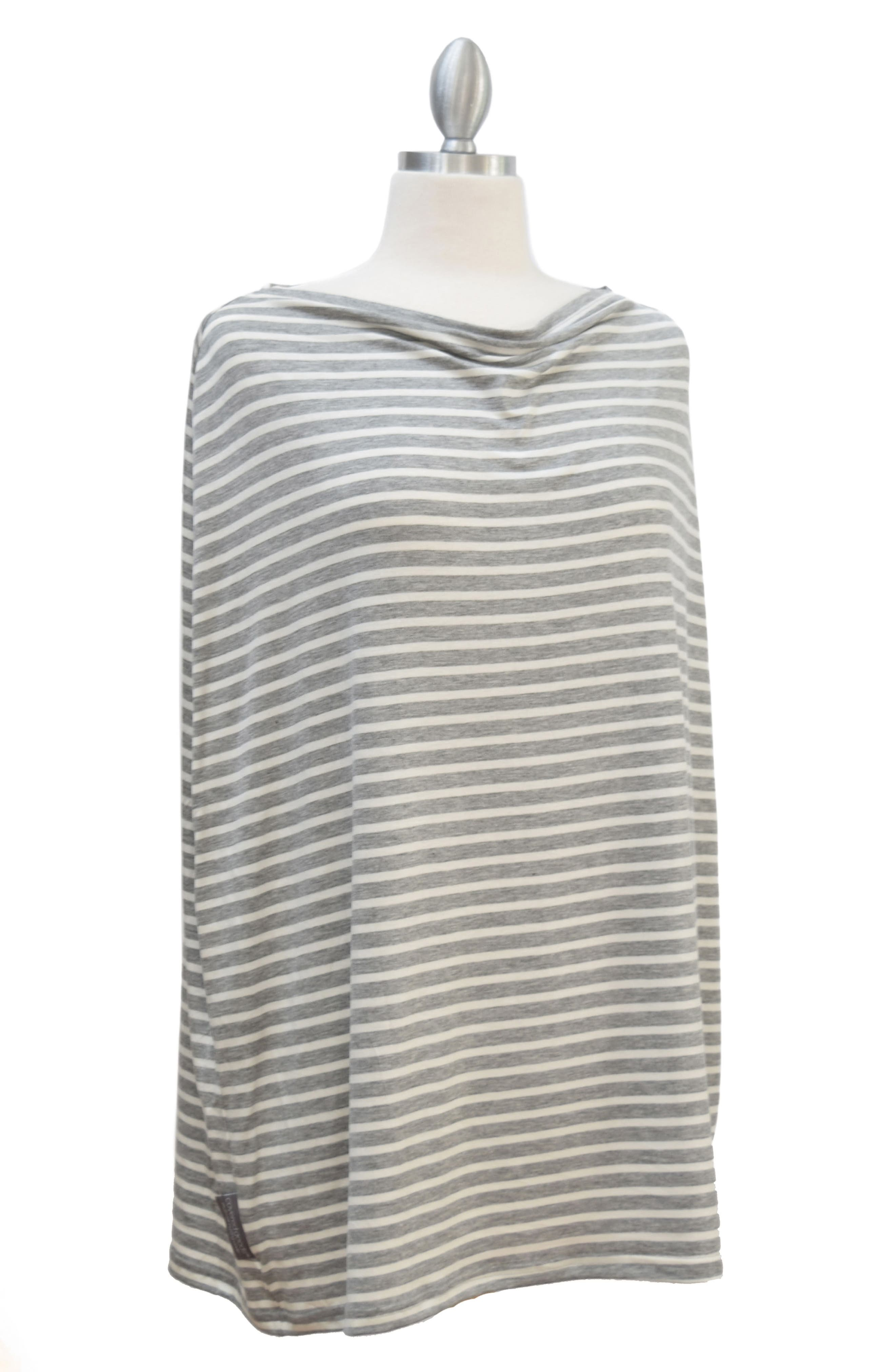 Infant Covered Goods 4In1 Nursing Cover Size One Size  Grey