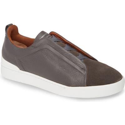 Ermenegildo Zegna Slip-On SneakerUS / 8.5UK - Grey