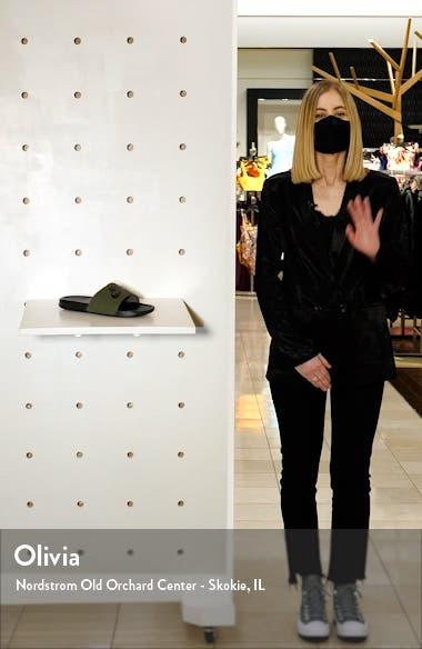 Benassi JDI Slide Sandal, sales video thumbnail