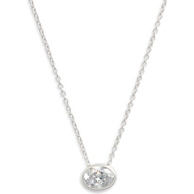 Lafonn Bezel-Set Cushion-Cut Choker Necklace