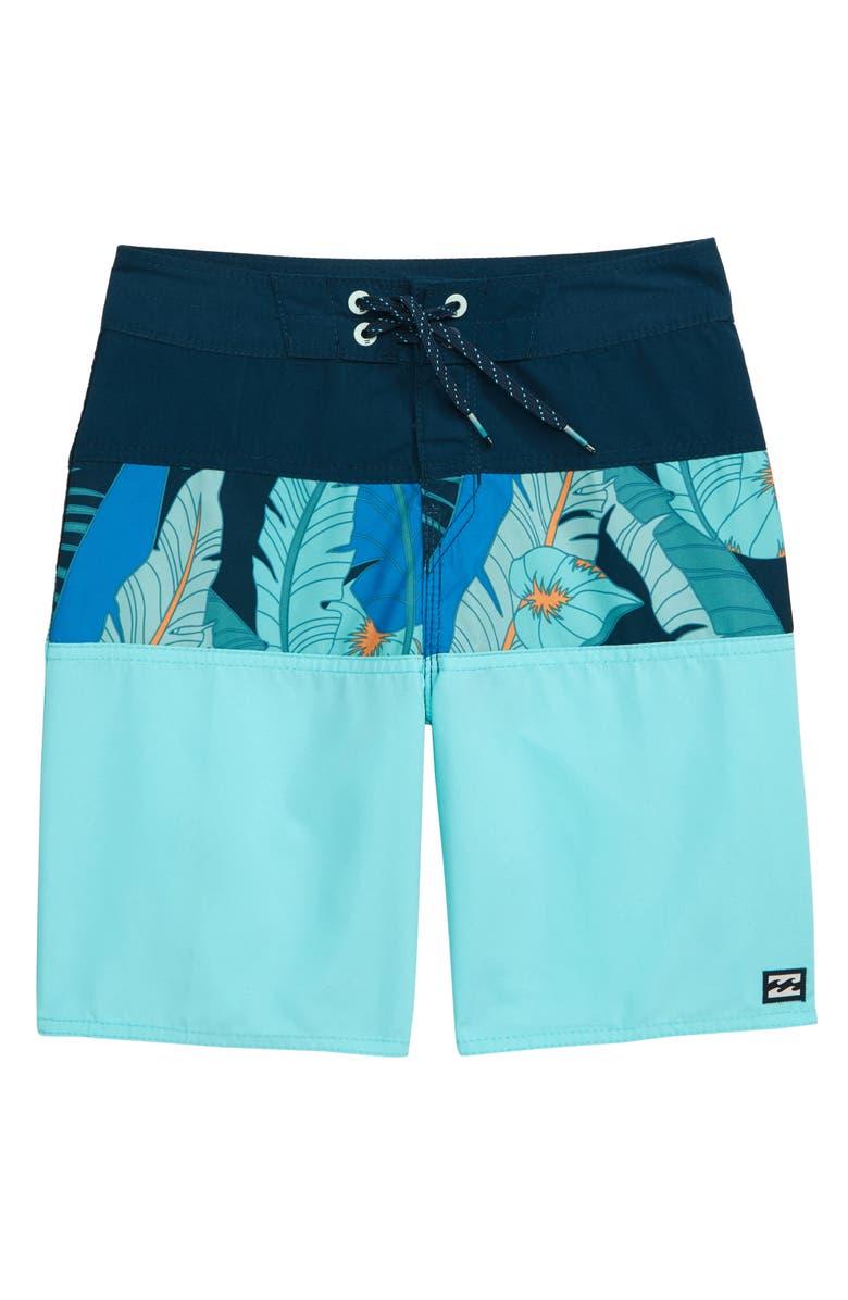 BILLABONG Tribong OG Board Shorts, Main, color, 415