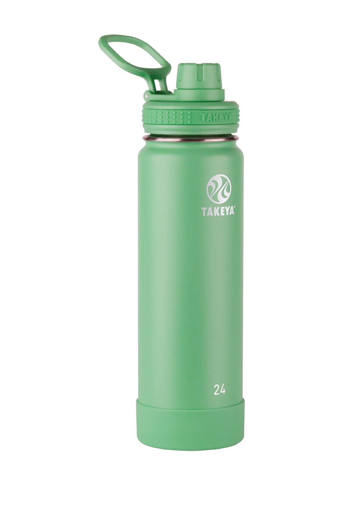 Image of Takeya Actives 24 oz. Spout Bottle - Mint