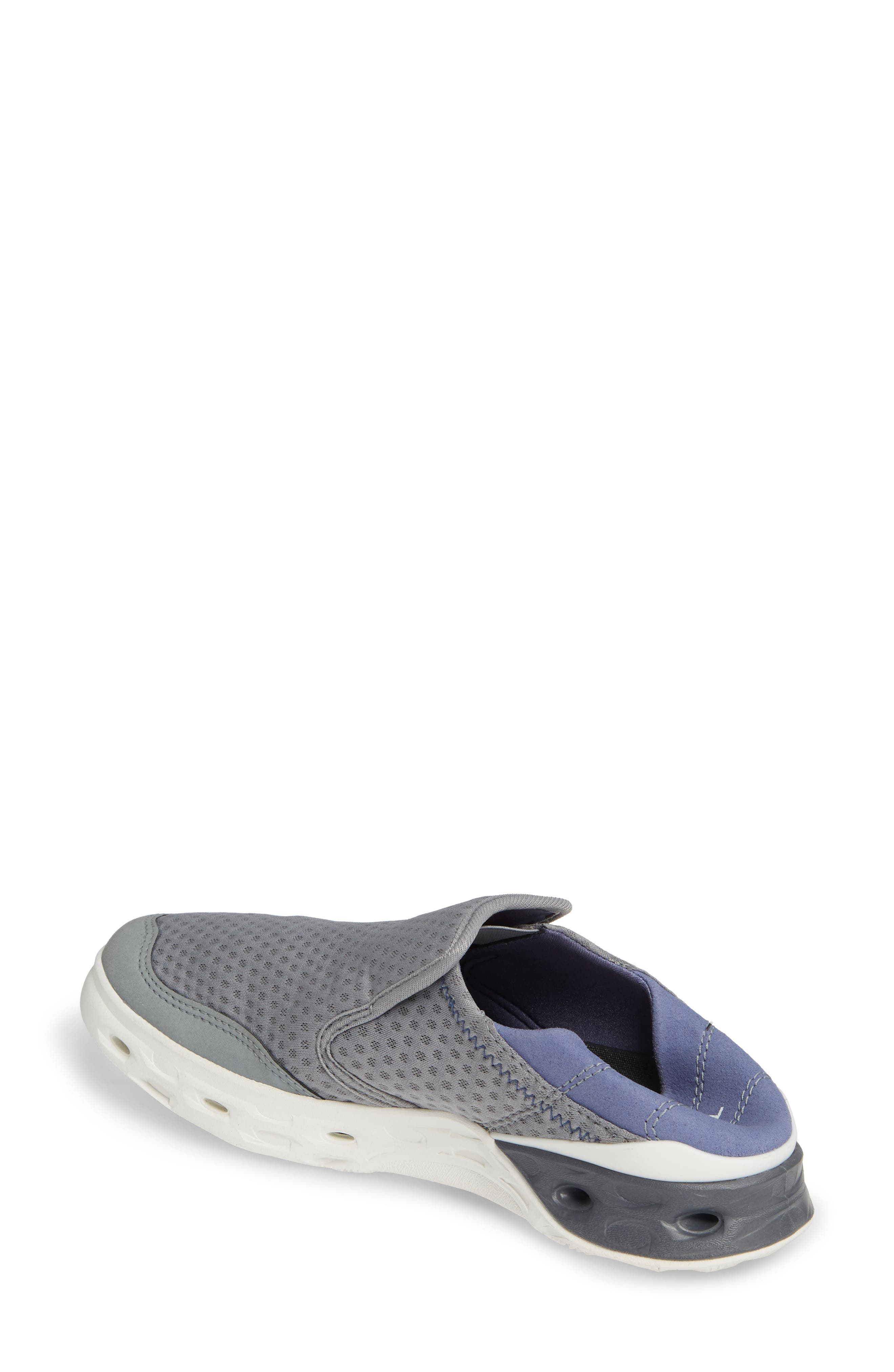 ,                             Tideriser Moc Convertible Water Friendly Boating Shoe,                             Alternate thumbnail 3, color,                             MONUMENT FABRIC