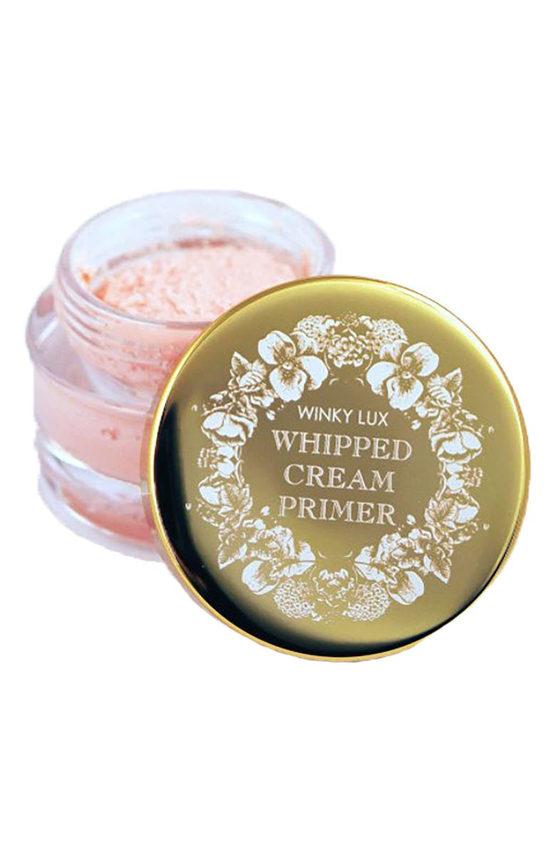WINKY LUX Whipped Cream Primer, Main, color, WHIPPED CREAM PRIMER