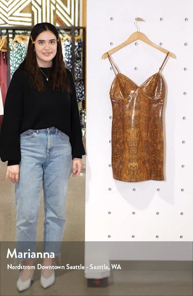 Body-Con Minidress, sales video thumbnail