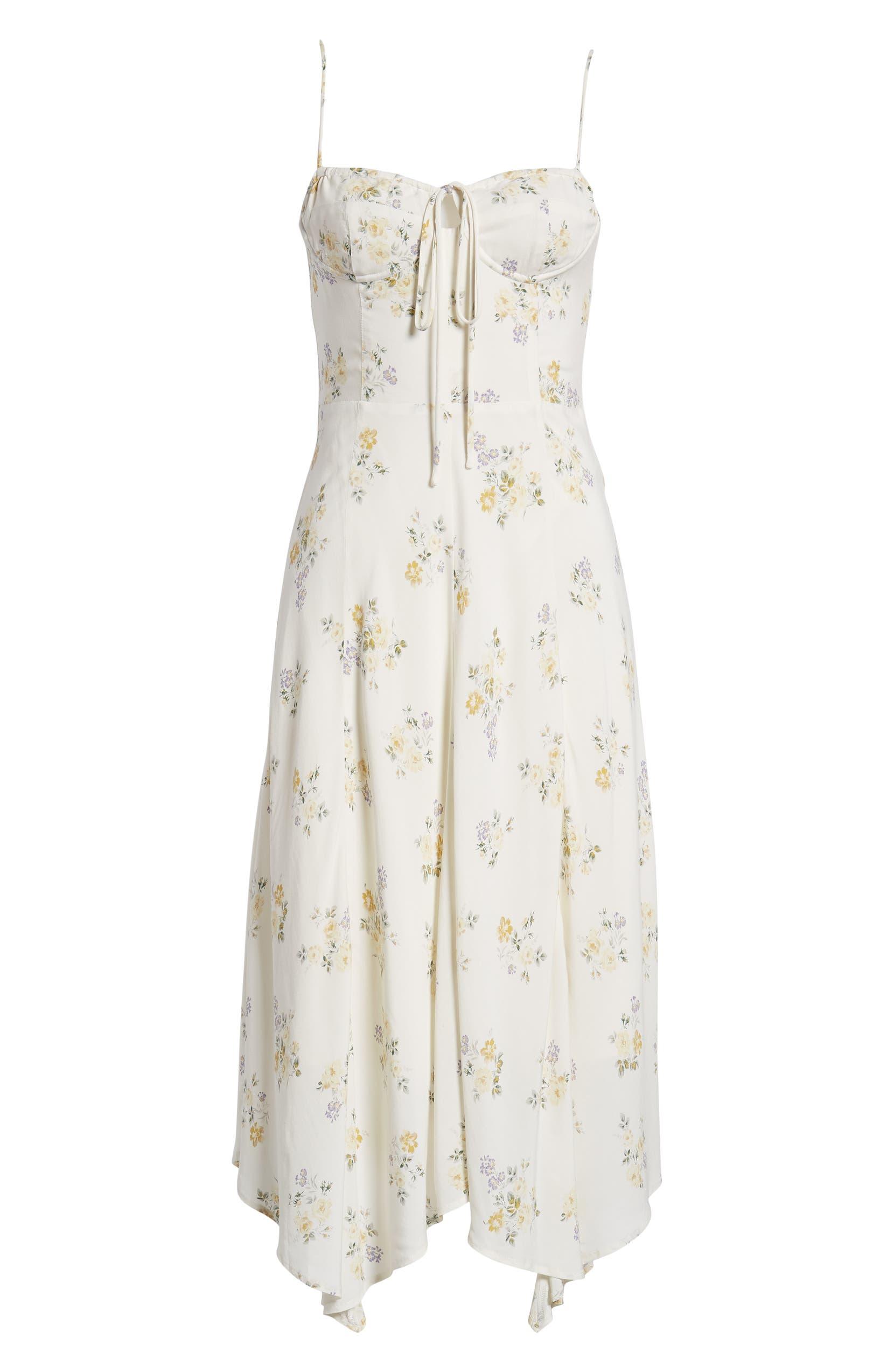 d1d2e4e5d81fef WAYF Hampshire Handkerchief Hem Dress | Nordstrom