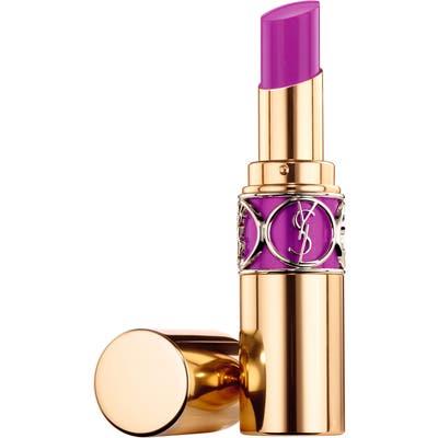 Yves Saint Laurent Rouge Volupte Shine Oil-In-Stick Lipstick - 19 Fuchsia Denim