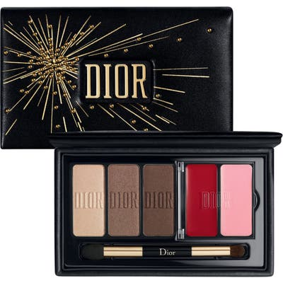 Dior Sparkling Couture Eye & Lip Palette - No Color