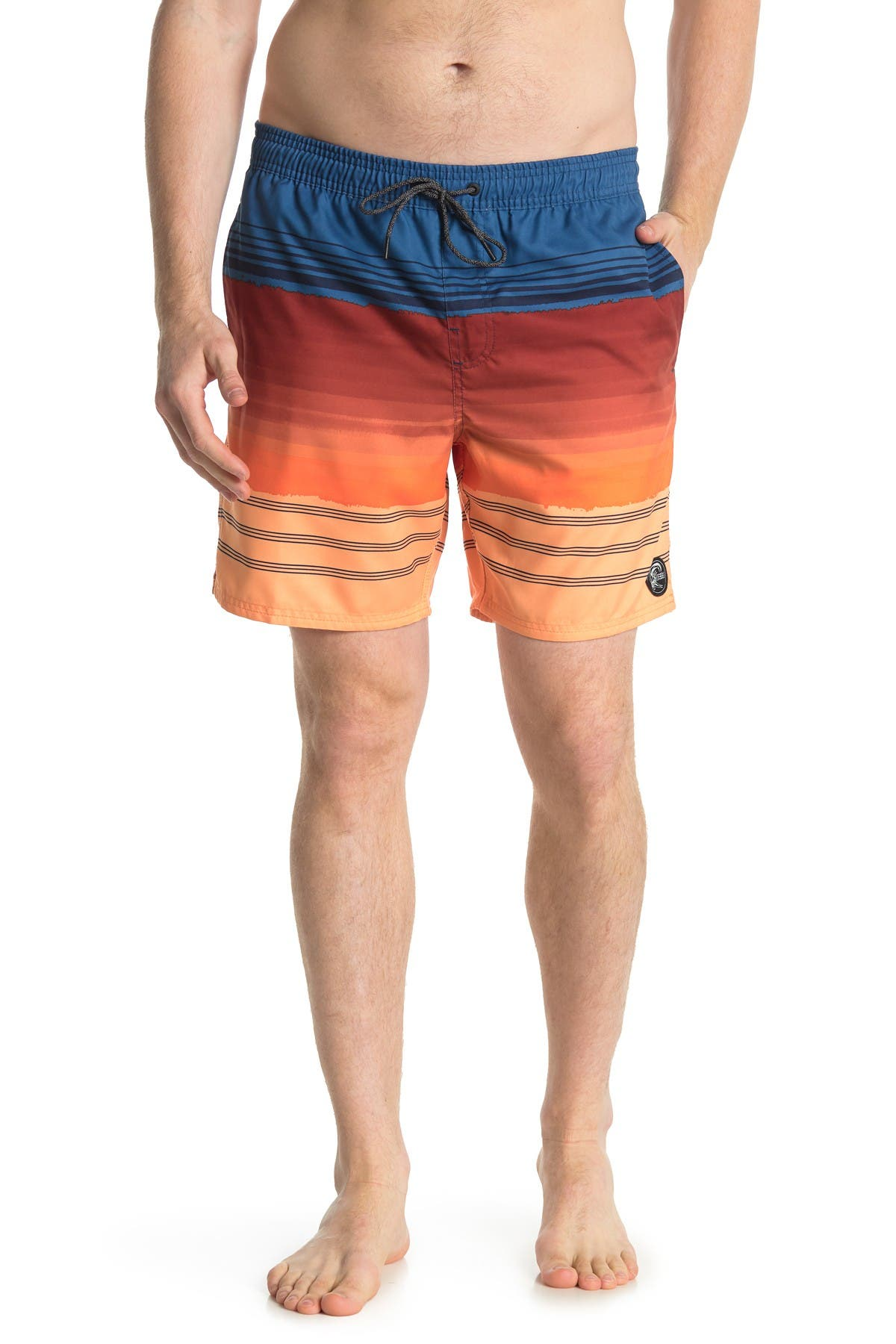 Image of O'Neill Timeless Volley Stripe Boardshorts