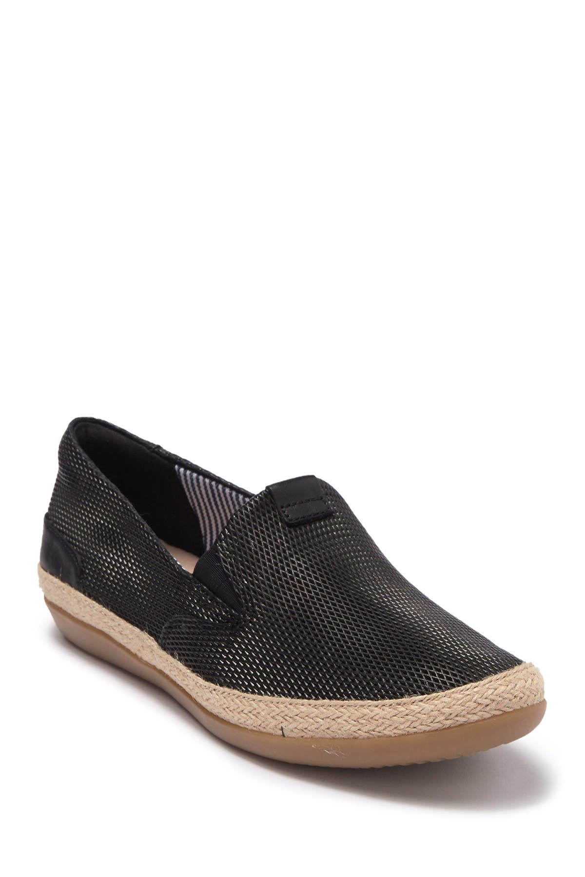 Danelly Iris Perforated Leather Slip-On