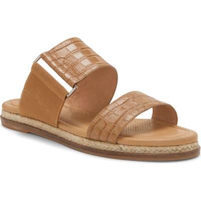 Cc Corso Como Glennia Slide Sandal, Brown