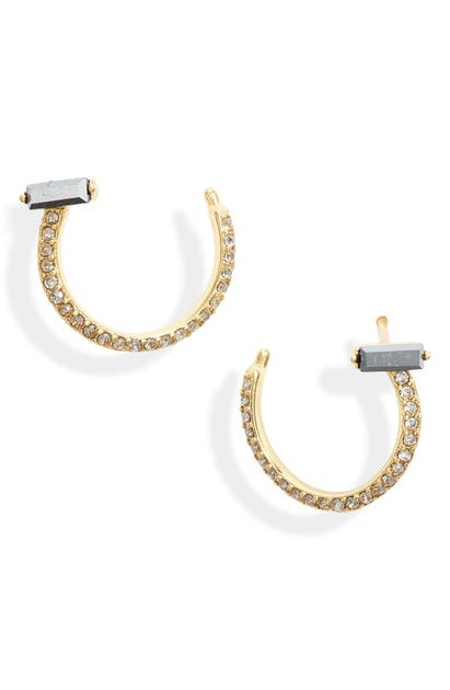 Gorjana Accessories DESI WRAP STUD EARRINGS