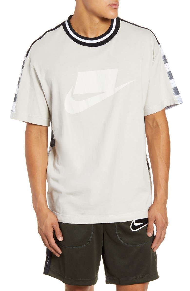 nike mesh t shirt