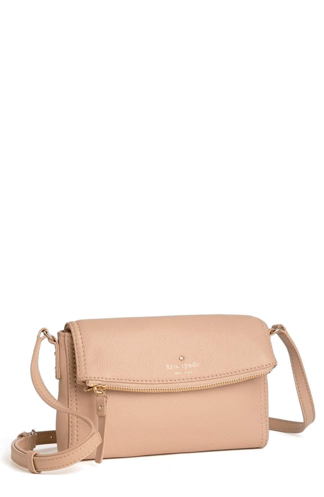 ,                             'cobble hill - mini carson' crossbody bag,                             Main thumbnail 65, color,                             901