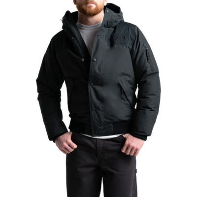 The North Face Newington Waterproof 550 Fill Power Down Jacket, Black