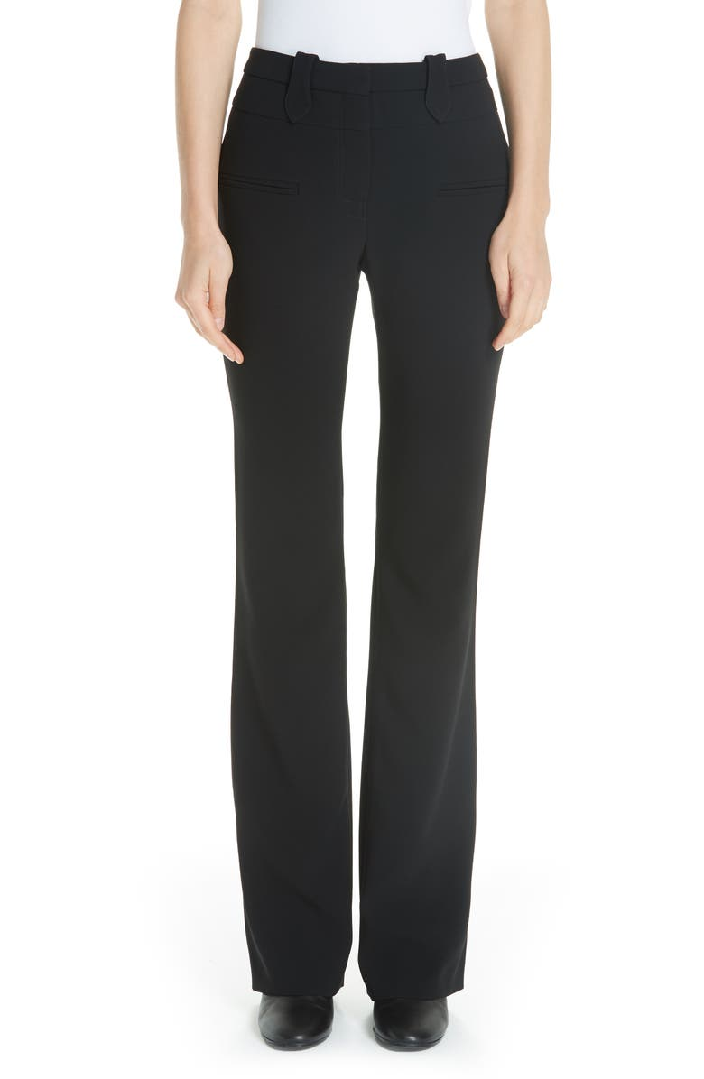 ALTUZARRA Slim Serge Pants, Main, color, 001