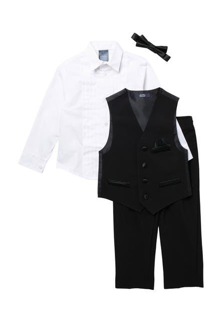 Image of Tommy Hilfiger Tuxedo Vest 4-Piece Set