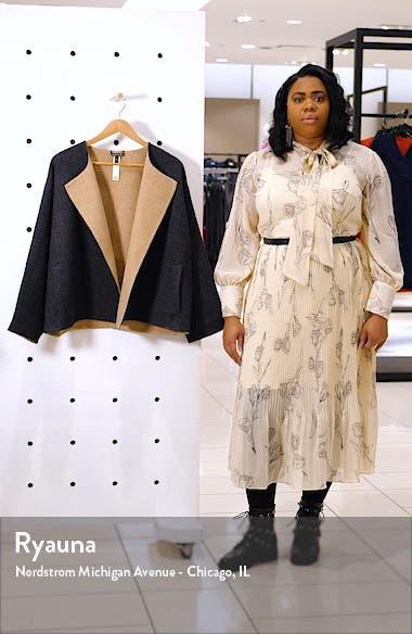 Reversible Felt Coat, sales video thumbnail