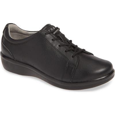 Alegria Cliq Sneaker, Black
