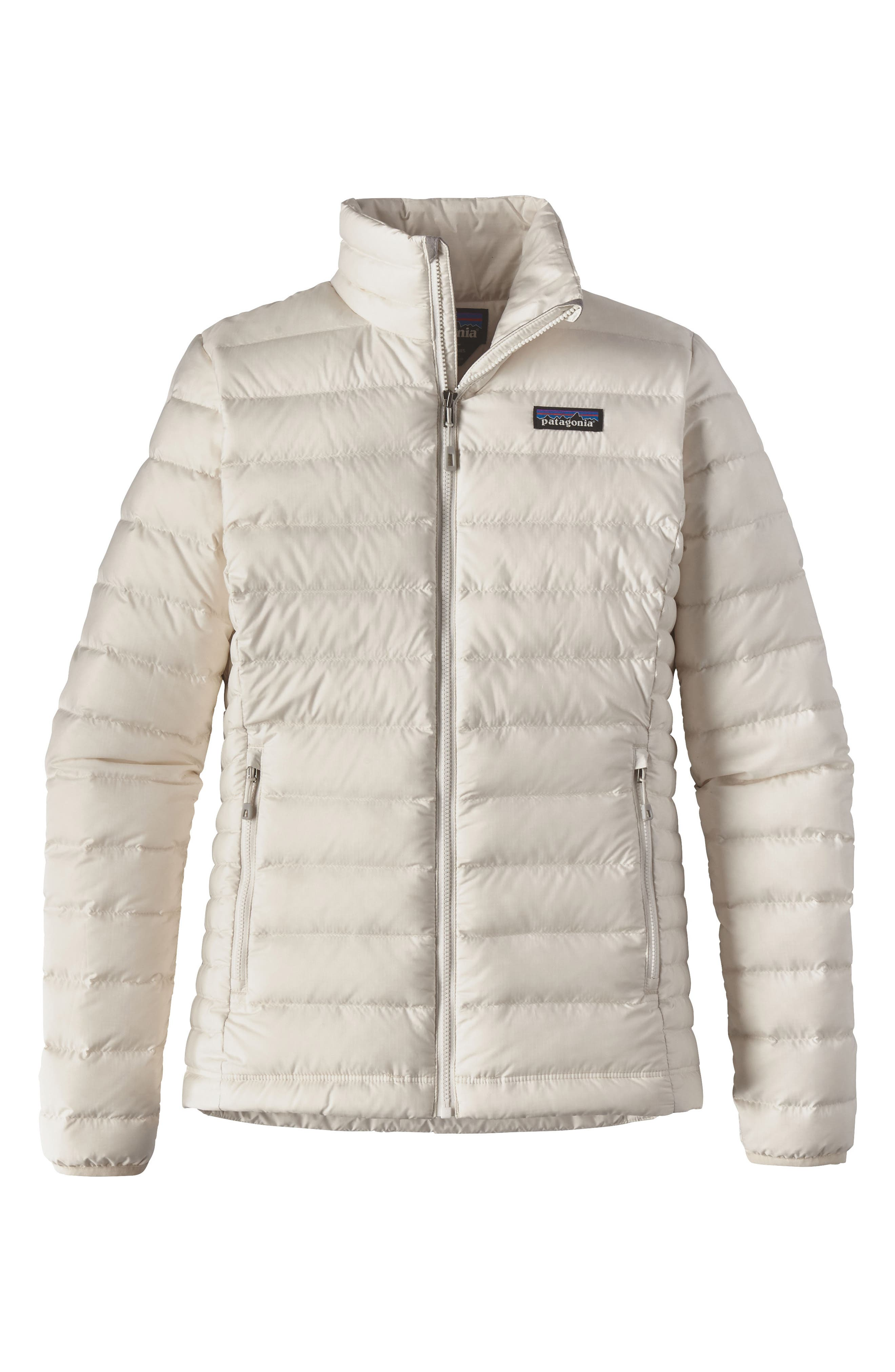 Patagonia Down Jacket, White