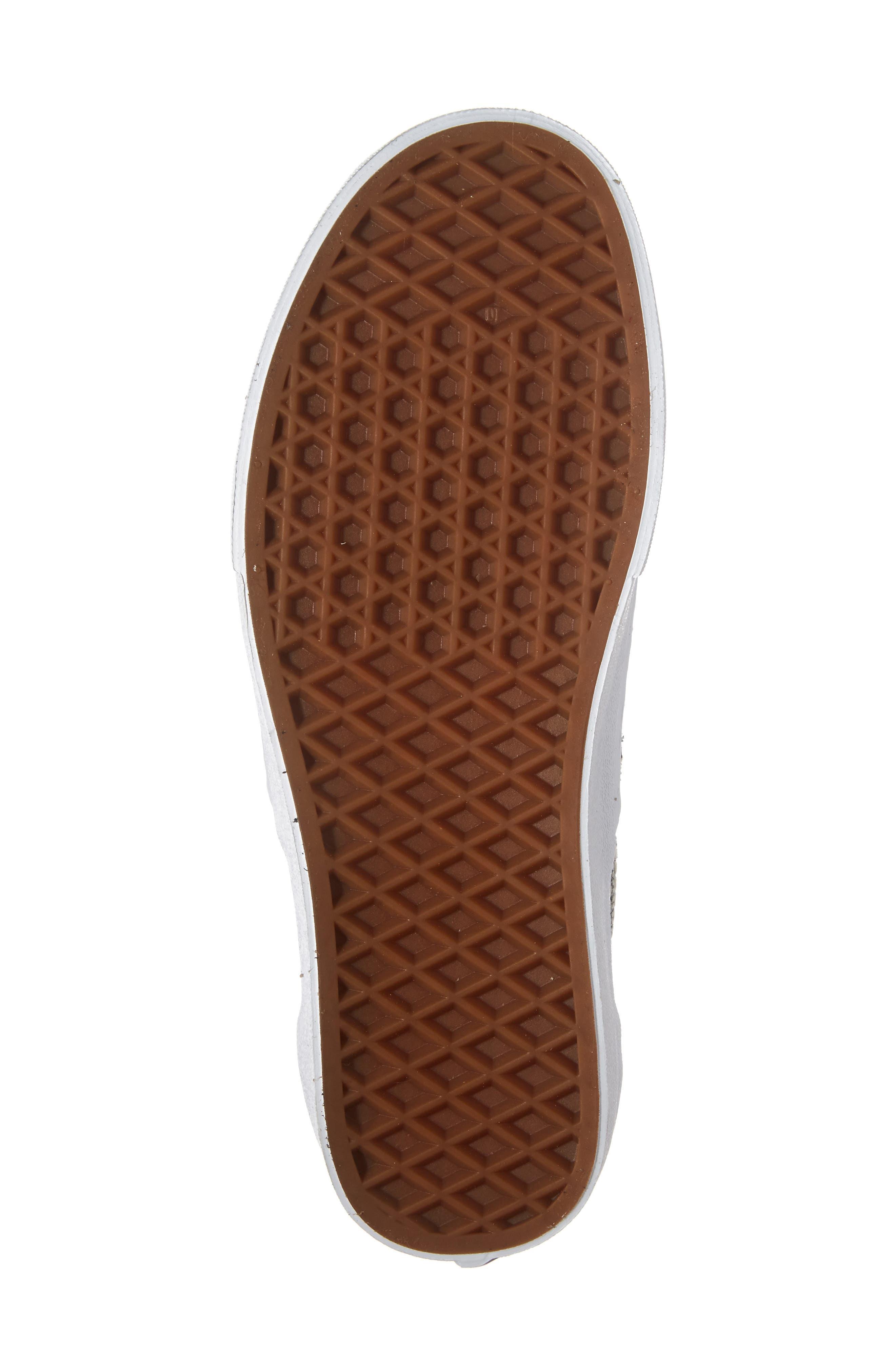 ,                             Classic Slip-On Sneaker,                             Alternate thumbnail 285, color,                             027