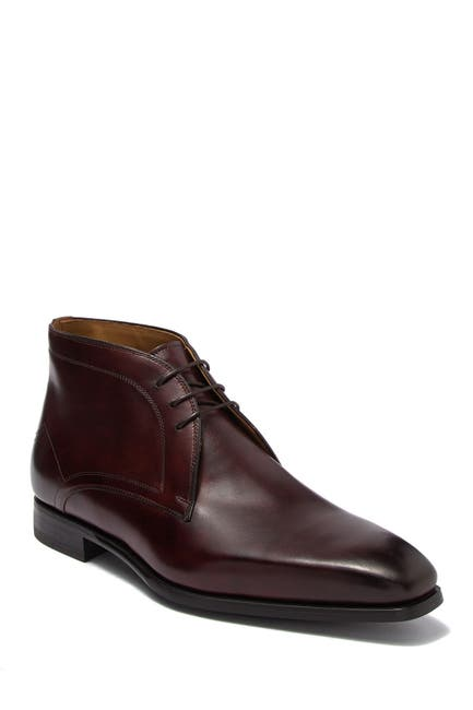 Image of Magnanni Canton Leather Mid Boot