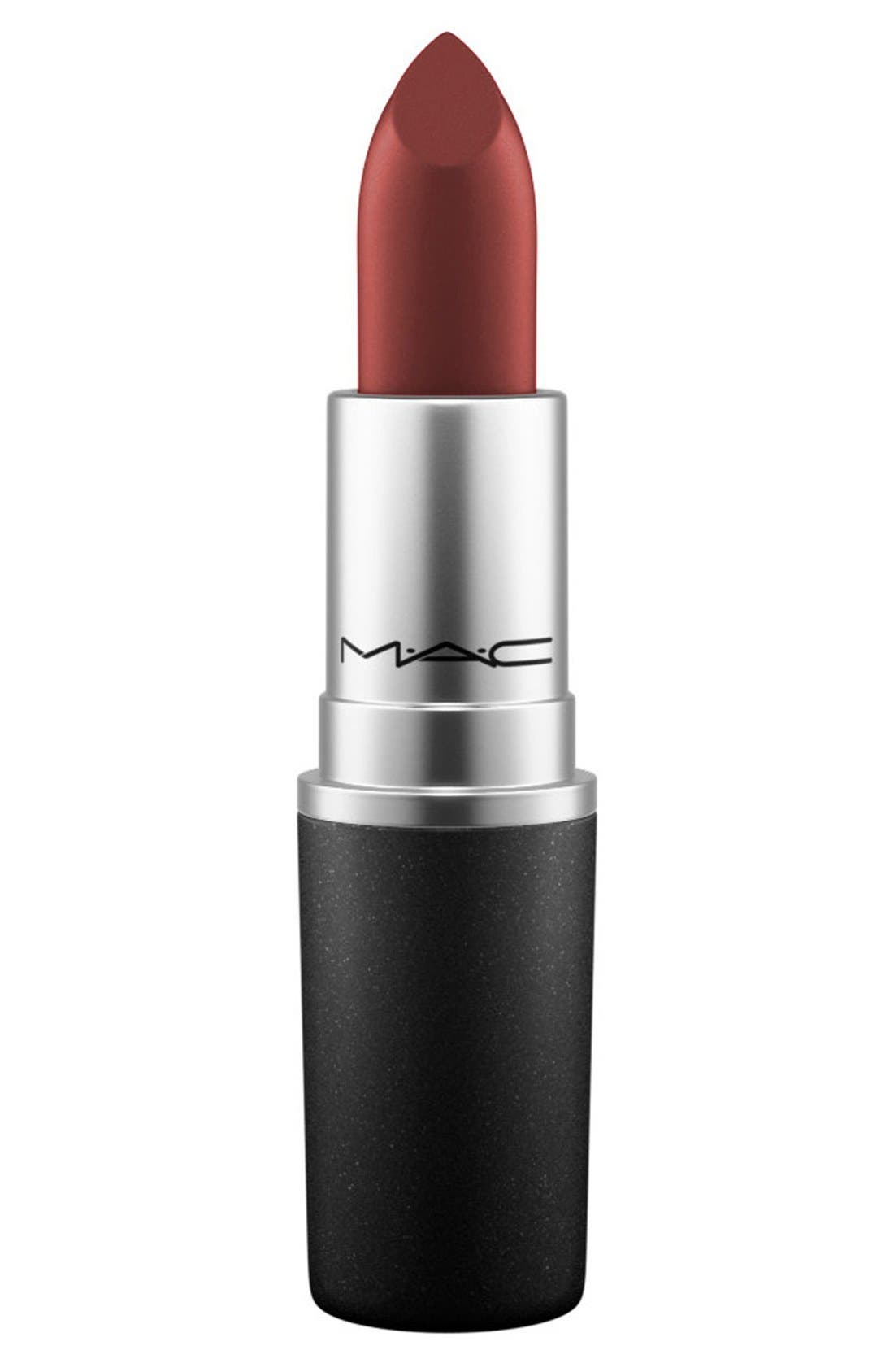 ,                             MAC Strip Down Nude Lipstick,                             Main thumbnail 560, color,                             627