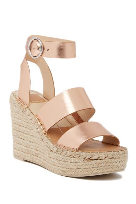 Image of Dolce Vita Shaun Platform Espadrille Wedge Sandal